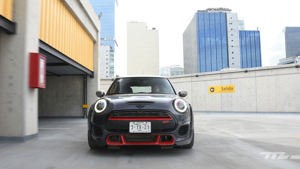 MINI John Cooper Works GP, a prueba: un hot-hatch adicto a los circuitos (+ video)
