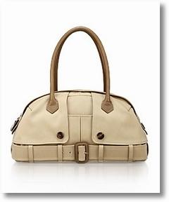 Le Privè Gabardine Bag, el bolso de este invierno de mano de Jean Paul Gaultier