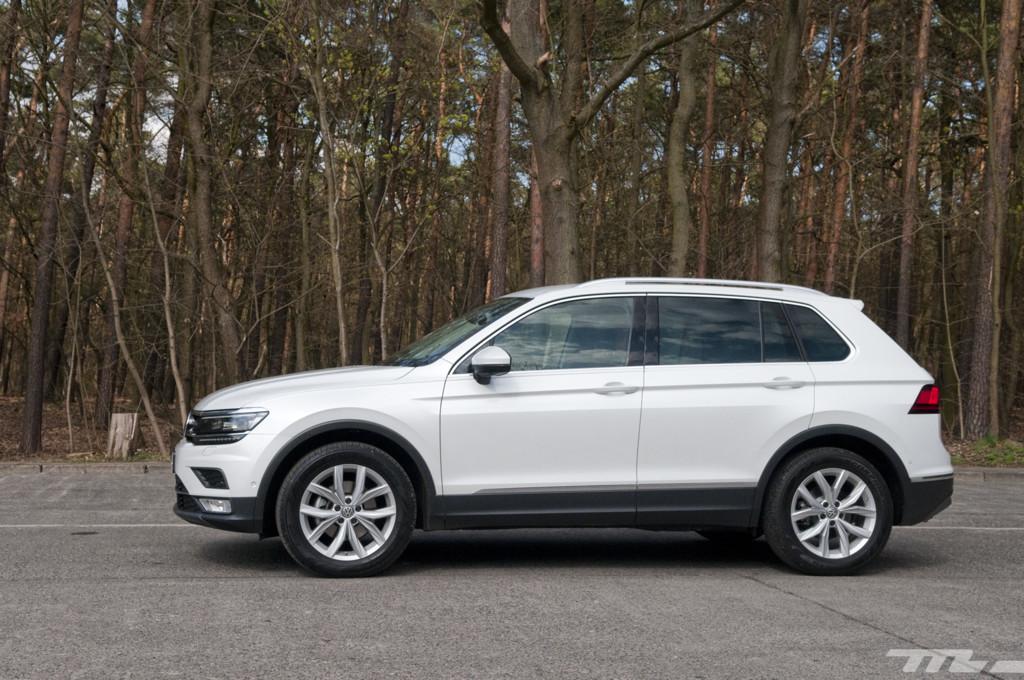 Volkswagen Tiguan 2016, toma de contacto