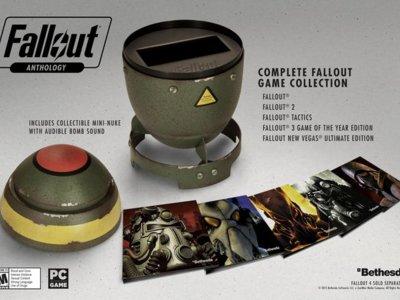 Esta antología de Fallout para PC es la bomba