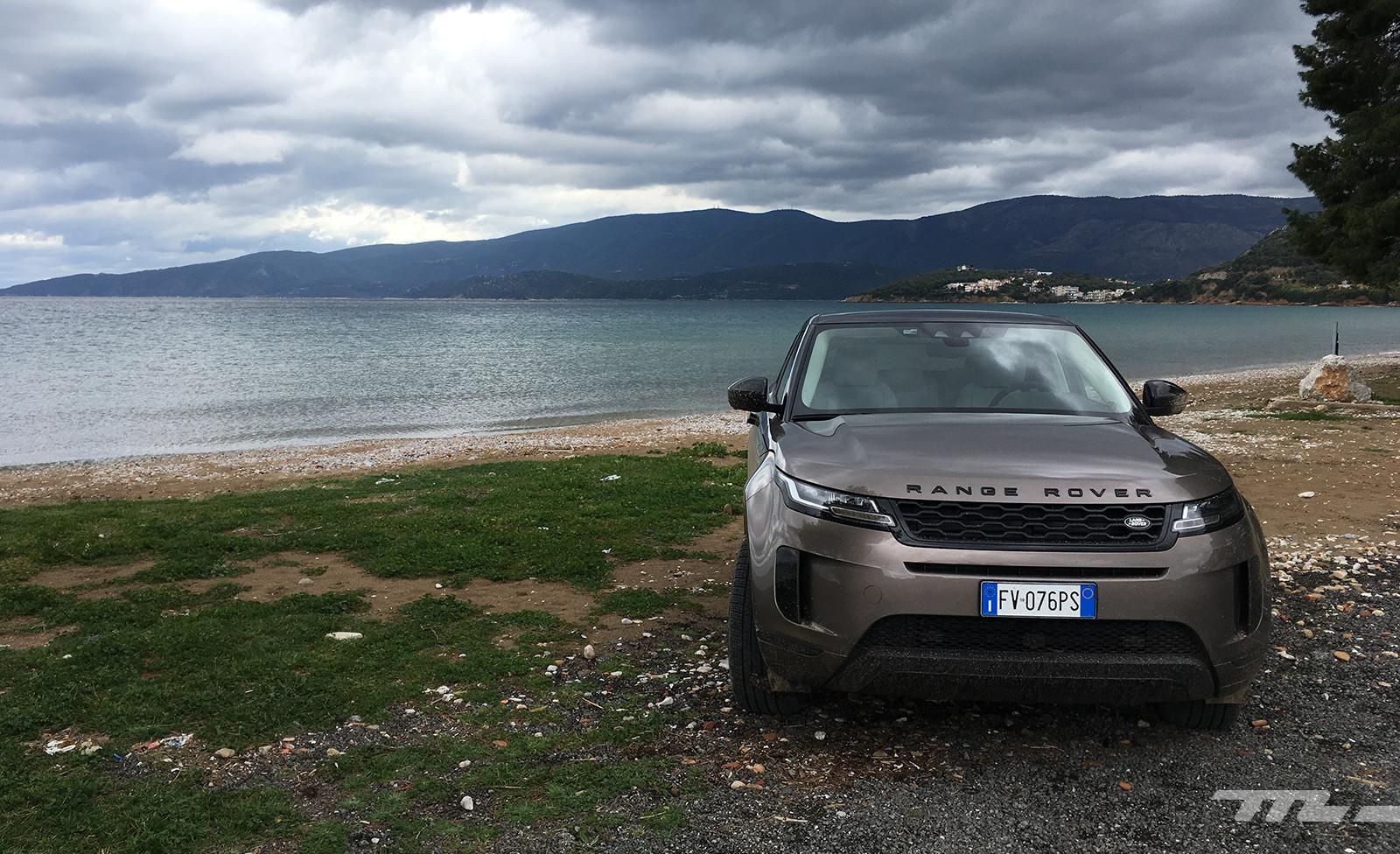 Foto de Range Rover Evoque 2019 (37/45)