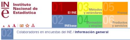 Se limitan las encuestas del INE dirigidas a emprendedores
