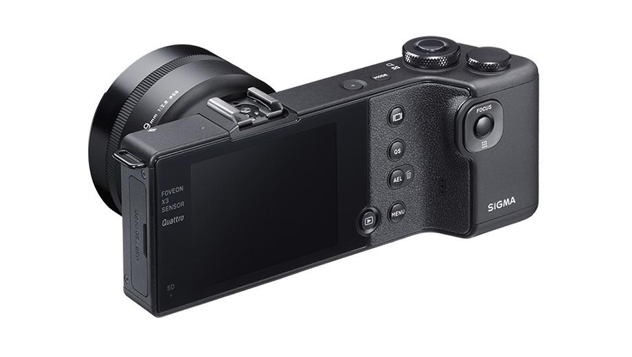 SIGMA DP1 Quattro, con sensor Foveon de cuarta generación