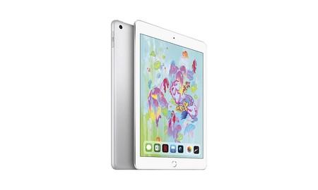 El iPad 2018 de 128 GB en gris plata, esta semana en eBay, nos sale por 379 euros de importación