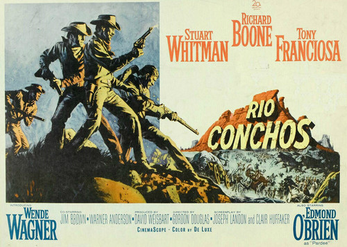 Jerry Goldsmith | 'Río Conchos', de Gordon Douglas