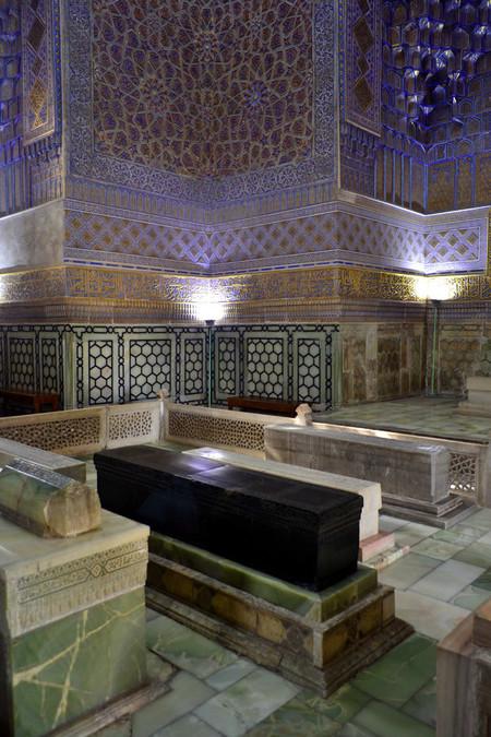 tumba Tamerlán