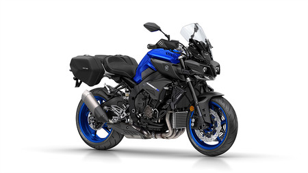 Yamaha Mt 10 Tourer Edition 4