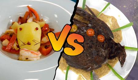 """""""León come gamba"""" vs. """"el pájaro muerto encima de un plato"""": los ocho peores platos de MasterChef, a examen"""