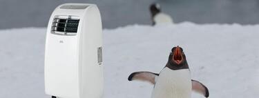 """Compra un acondicionado portátil barato: cinco """"pingüinos"""" de menos de 200 euros para combatir la ola de calor"""
