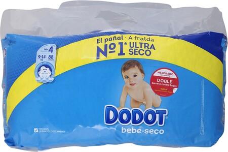 Panales Dodot Bebe Seco