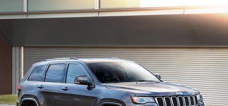El Jeep Grand Cherokee Sterling 25th Anniversary Edition llega a México para celebrar su cuarto de siglo