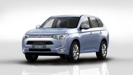 Mitsubishi Outlander PHEV, a la venta en España por 46.500 euros