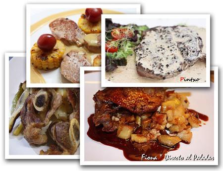 Menús de Navidad: recetas de carnes