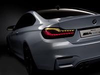 BMW M4 Concept Iconic Lights, láser delante y OLED detrás para iluminar el CES 2015