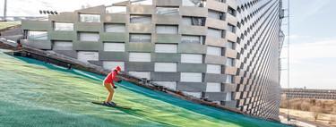 Arquitectura para el hombre; esta planta de conversión de residuos en Copenhague incluye en su cubierta la pista de ski artificial más alta de Dinamarca