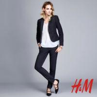 ¿Con qué pantalón vestirás tu Otoño? H&M nos hace distintas propuestas (de la mano de Ginta Lapina)