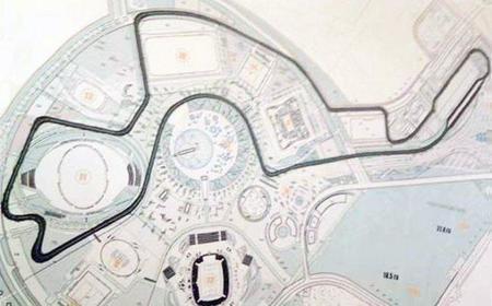 El circuito del Gran Premio de Rusia va cumpliendo los plazos