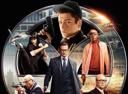 'Kingsman: Servicio Secreto', acción y diversión de primera