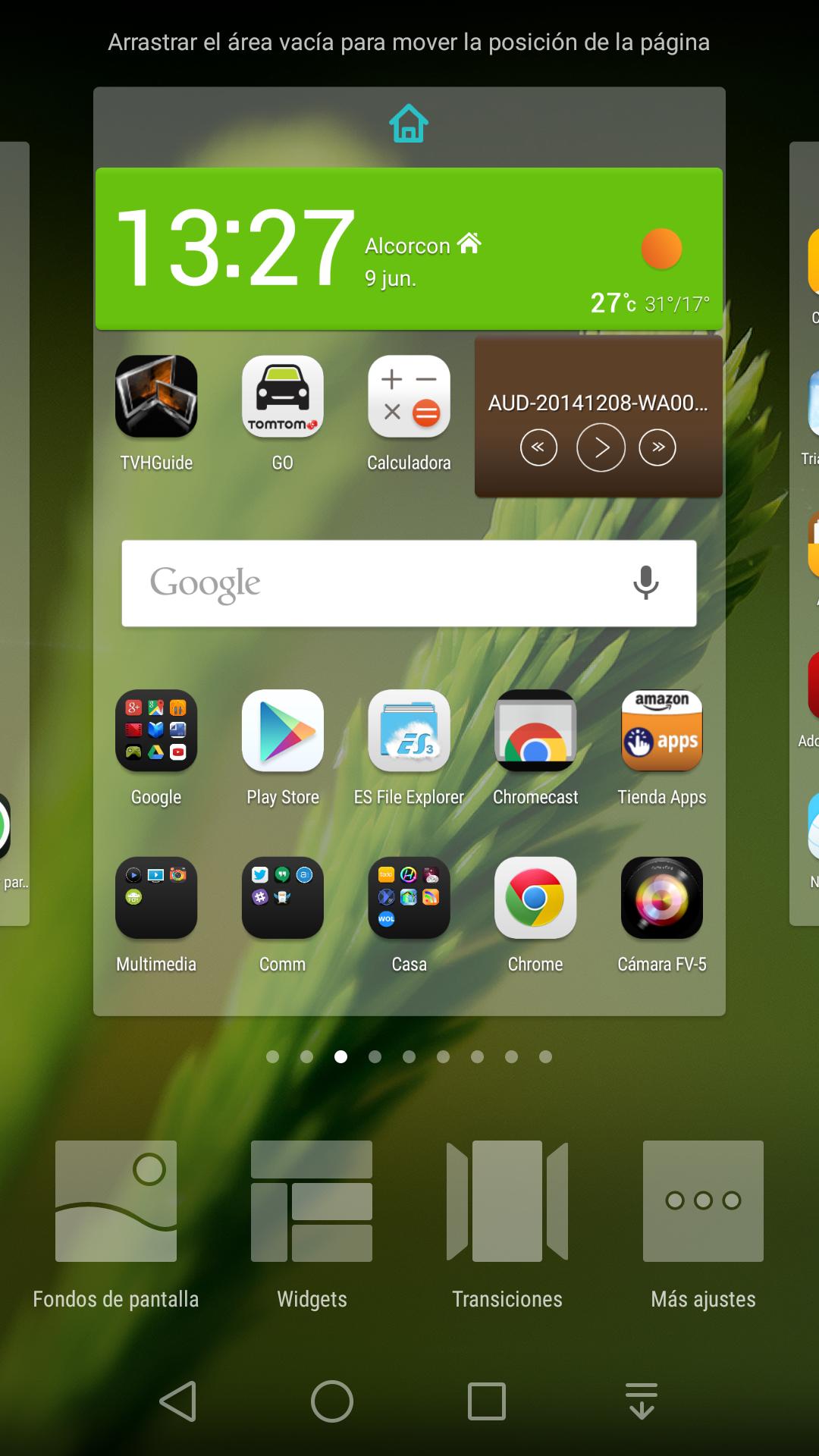 Foto de Android 5.1 para Huawei Ascend Mate 7 (7/14)