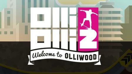 OlliOlli 2 Welcome to Olliwood lanza su primer trailer