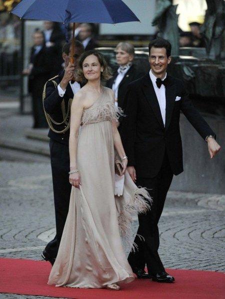Boda de la Princesa Victoria de Suecia: Princesa Sophie