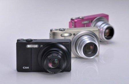 Ricoh CX4, ligera actualización de la CX3