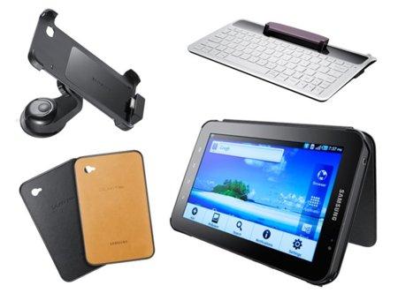 Samsung Galaxy Tab tendrá unas navidades repletas de accesorios