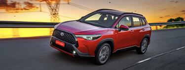 Toyota Corolla Cross, al volante de un top-seller remasterizado en formato SUV