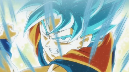 Dragon Ball Super Goku Ssj Blue