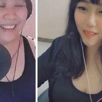 Esta joven vlogger era en realidad una mujer de mediana edad: el filtro facial que usaba falló en el peor momento