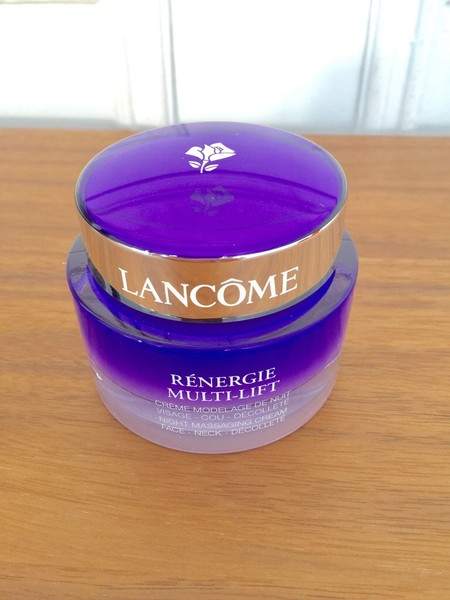 Lancome Renergie Nuit Multi Lift4