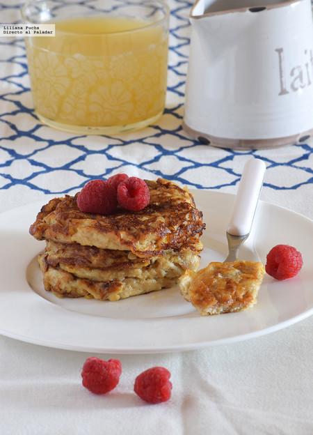Desayunos Saludables Cole Tortitas Sin Azucar Sin Harina
