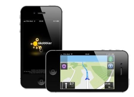 Skobbler app