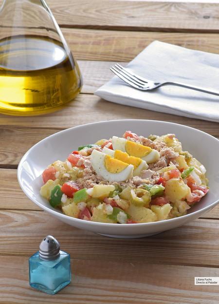 Recetas ligeras, refrescantes y sanas en el menú semanal del 25 de junio