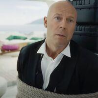 A Bruce Willis le importa mucho menos actuar que cobrar y tenemos la prueba irrefutable en forma de deepfake