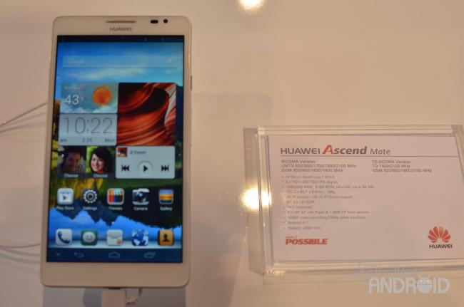 Foto de Huawei Ascend Mate (1/18)