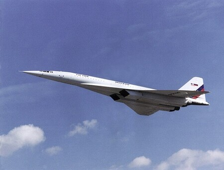 Antes del Concorde, ya había vuelos supersónicos para pasajeros gracias a un avión soviético... pero ya no son eficientes