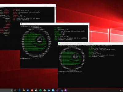 La próxima versión de Windows 10 tendrá aún mejor soporte para Linux y sus archivos