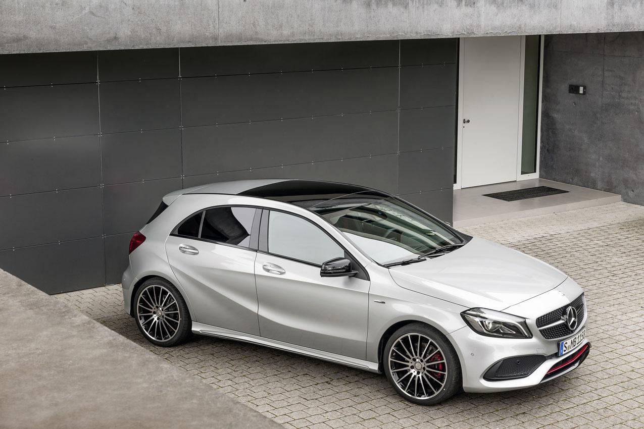 Foto de Mercedes-Benz Clase A 2015 (32/43)