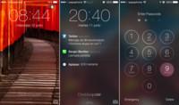 Recorrido visual por iOS 7, primera parte [Galería]