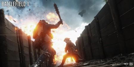 Conoce todos los tipos de armas que habrá en Battlefield 1 junto a este impresionante adelanto del juego
