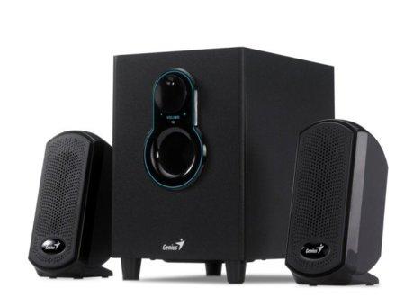 Genius saca un nuevo sistema de sonido 2.1 para el ordenador