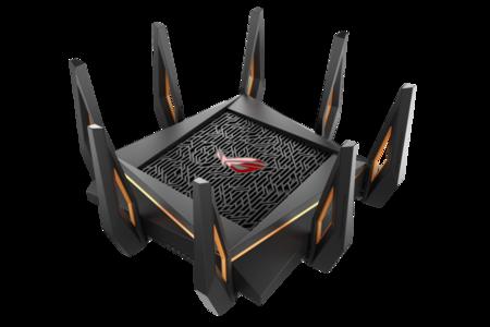 El nuevo Asus Rapture GT-AX11000 con WiFi 802.11ax a 11 Gbps acaba de dejar obsoleto a tu flamante router WiFi AC