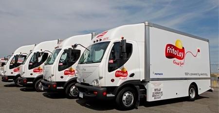 Frito Lay compra 20 camiones eléctricos para su flota en Nueva York