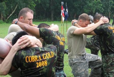 Entrenamiento al estilo militar, lo último en fitness