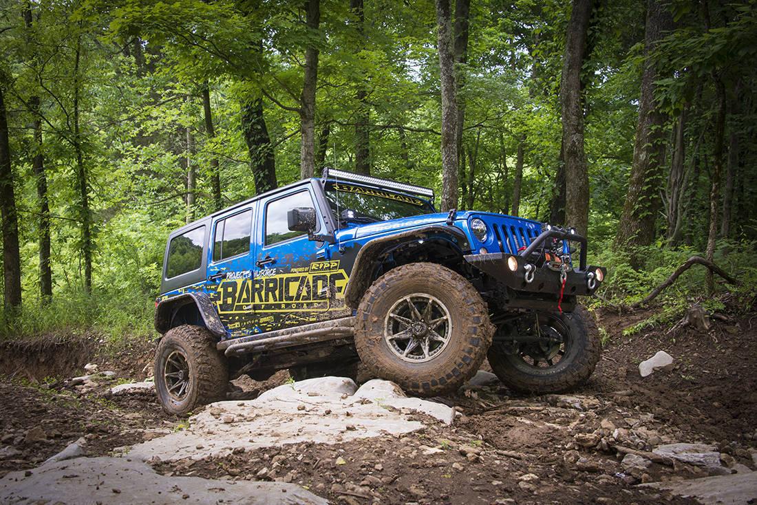 Foto de Jeep Wrangler Project Trail Force (5/19)