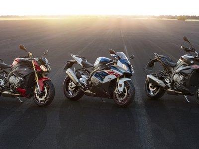 Nuevas decoraciones, más potencia y menos peso para las BMW S 1000 R, S 1000 RR y S 1000 XR