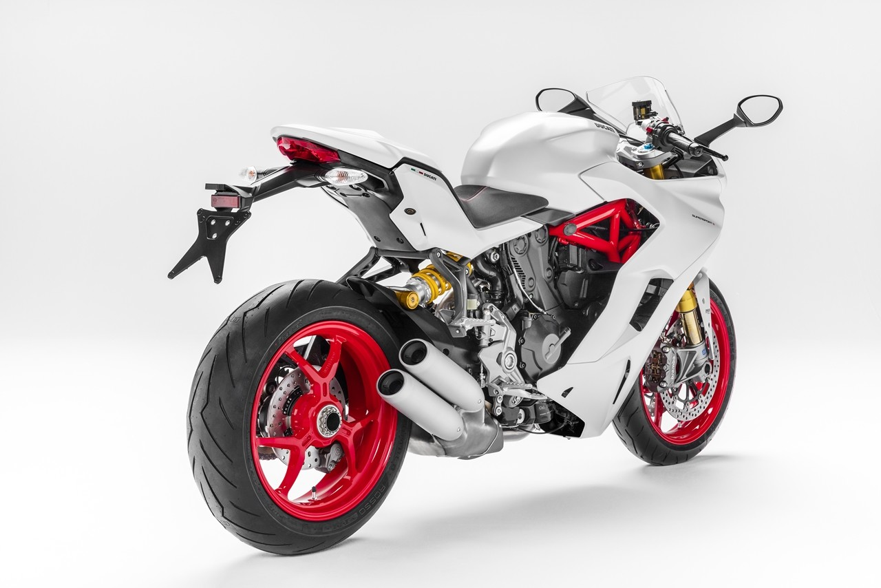 Foto de Ducati SuperSport 2017 (3/15)
