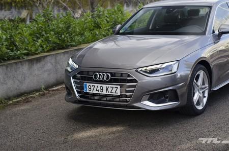 Audi A4 2020 Prueba 017