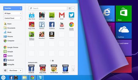 El botón de inicio Pokki para WIndows 8 vendrá instalado de serie en todos ordenadores Lenovo